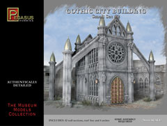 #4925 Gothic City Buildings Small Set #2